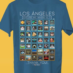 LAS VEGAS Traveller's T-shirt